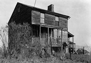 William Biddle House, Kinkora.