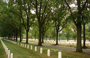 Beverly National Cemetary
