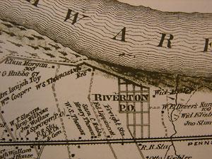 Riverton Map