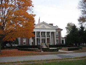 Zurbrugg Mansion