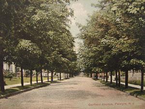 Garfield Avenue, Palmyra 1917