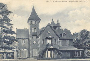 Grassmere, General E. Burd Grubb's imposing estate, was situated on a 12-acre riverfront lot in Edgewater Park.