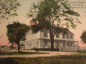 The Toy-Morgan House (c. 1761)
