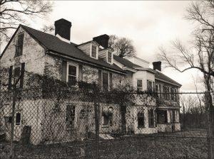 White HIll Mansion, Fieldsboro